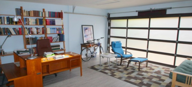 turn garage into office. How To Turn A Garage Into Bedroom Office M