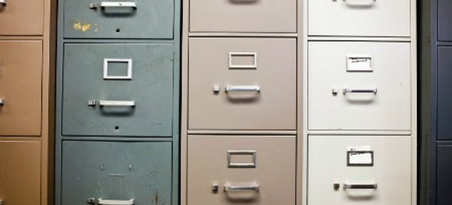 5 Easy Tips for Painting a Metal Filing Cabinet | DoItYourself.com