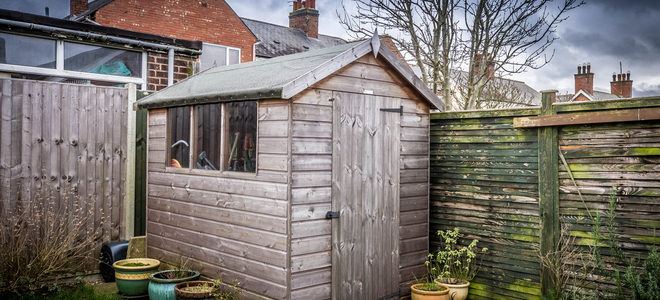 Measuring And Building Sturdy Shed Doors Doityourself Com