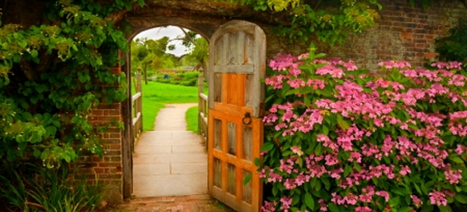 Garden Gates Offer Landscapes And Gardens The Opportunity To Make A Great  First Impression When Greeting Visitors To The Property.