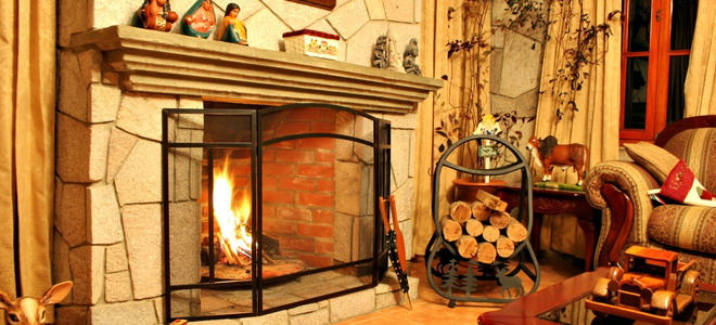 How to clean your fireplace and the screen doityourself how to clean your fireplace and the screen how to clean your fireplace and the screen solutioingenieria Choice Image