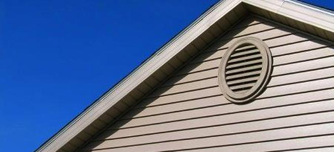 Installing A Gable Vent Step By Step Doityourself Com