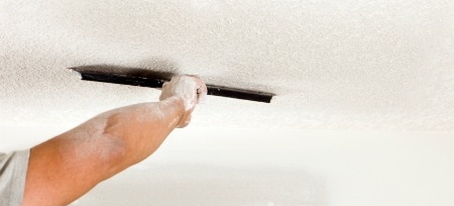 How To Remove A Popcorn Ceiling How To Remove A Popcorn Ceiling
