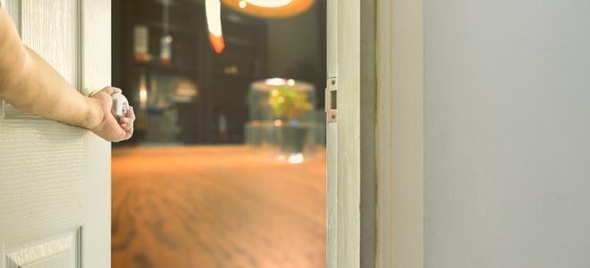 & How to Frame a Partition Door | DoItYourself.com