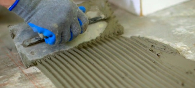 How To Remove Dried Tile Adhesive