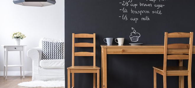 7 Tips For Lying Chalkboard Paint