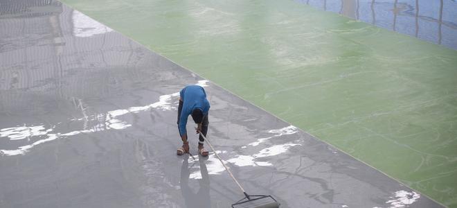 Preparing Cement For Epoxy Coating Doityourself Com