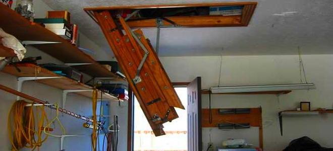 Attic Ladder Louisville Aluminium Attic Ladder Big Boy 8