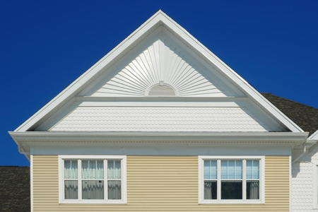 Build A Gable Louver Vent Doityourself Com