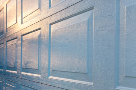 How to paint an aluminum garage door - How warm does it have to be to paint outside ...