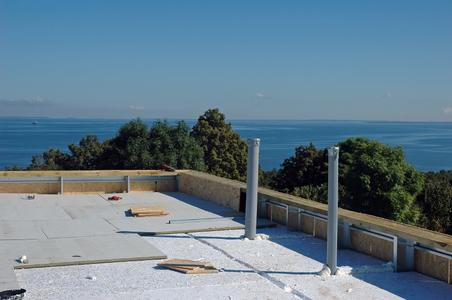 How To Build A Flat Concrete Roof Doityourself Com