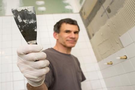 Ceramic Tile Shower 2 Tools Amp Materials Doityourself Com