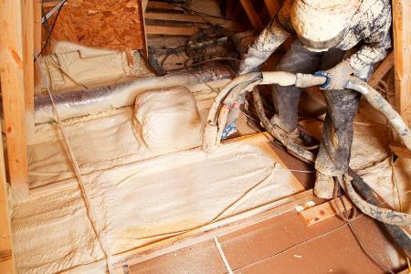 5 Things To Know About Foam Insulation Doityourself Com