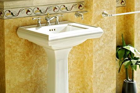 How To Remove A Pedestal Sink Doityourself Com
