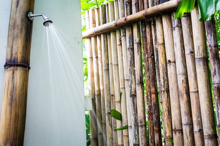 Tips For Installing An Outdoor Shower Enclosure