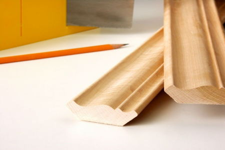 How To Install Crown Molding With A Popcorn Ceiling