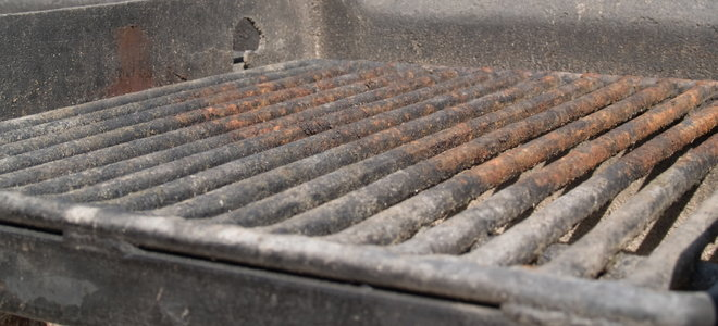 Removing Rust From Outdoor Grills Doityourself Com