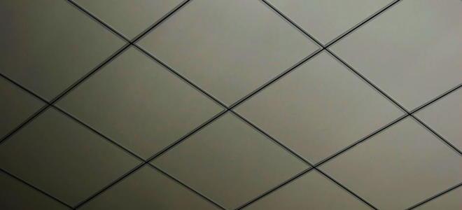 How To Install Ceiling Tiles Doityourself Com