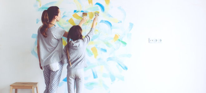 5 Wall Painting Ideas For Girls Doityourself Com