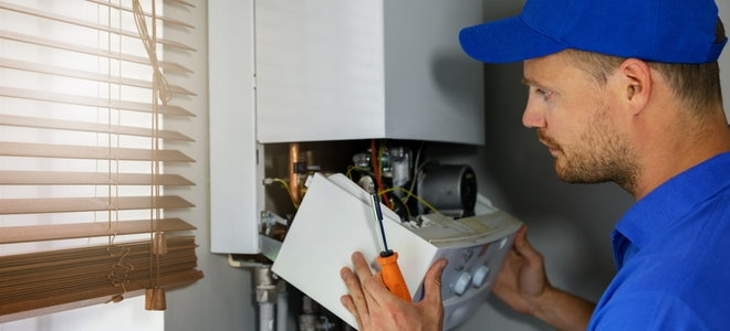 to repair water heaters