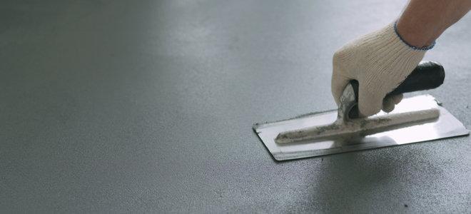 san phẳng bê tông bằng tay bằng dụng cụ phao