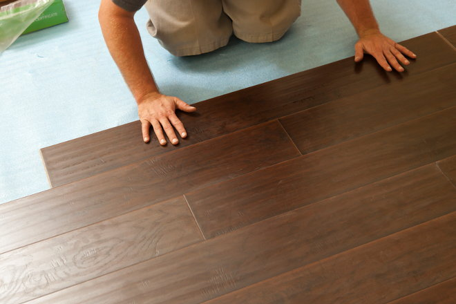 Why Do You Need A Moisture Barrier, Vapour Barrier Under Laminate Flooring