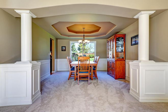 6 Ideas For Hiding Unsightly Support Columns Doityourself Com