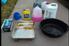 supplies for a radiator flush