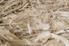 pile of asbestos fibers