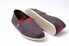 a pair of slip on shoes