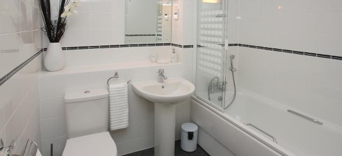 7 Waterproof Bathroom Wall Options | DoItYourself.com