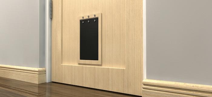 How To Insulate A Pet Door Flap Doityourself