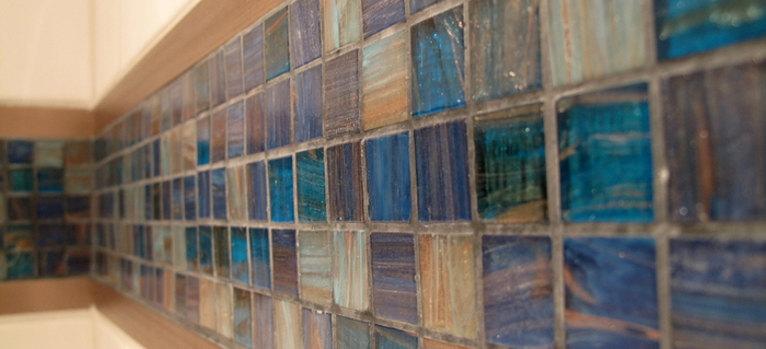 Grouting Glass Tile Tips And Mistakes To Avoid Doityourself