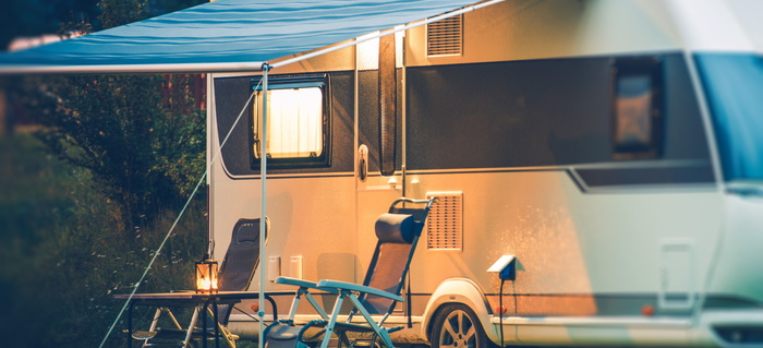 Rv Awning Repair Re Tensioning The Spring Doityourself