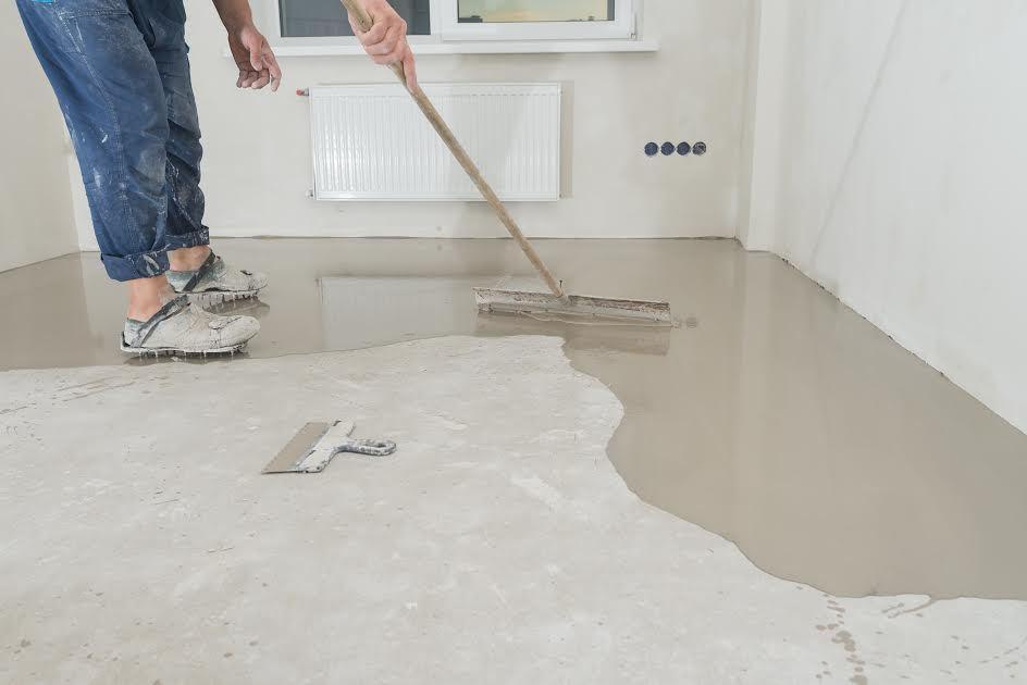 How Paint Flooring Doityourself