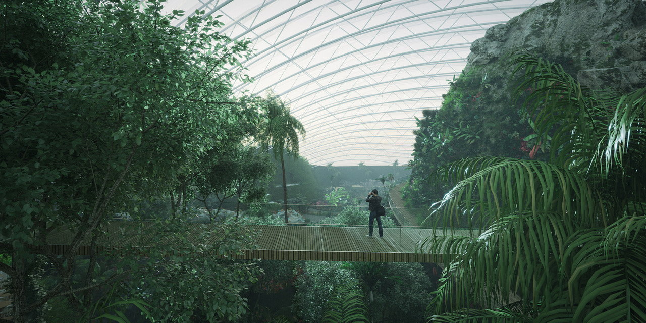 The World?s Largest Greenhouse Unveiled at This Year?s Venice Biennale