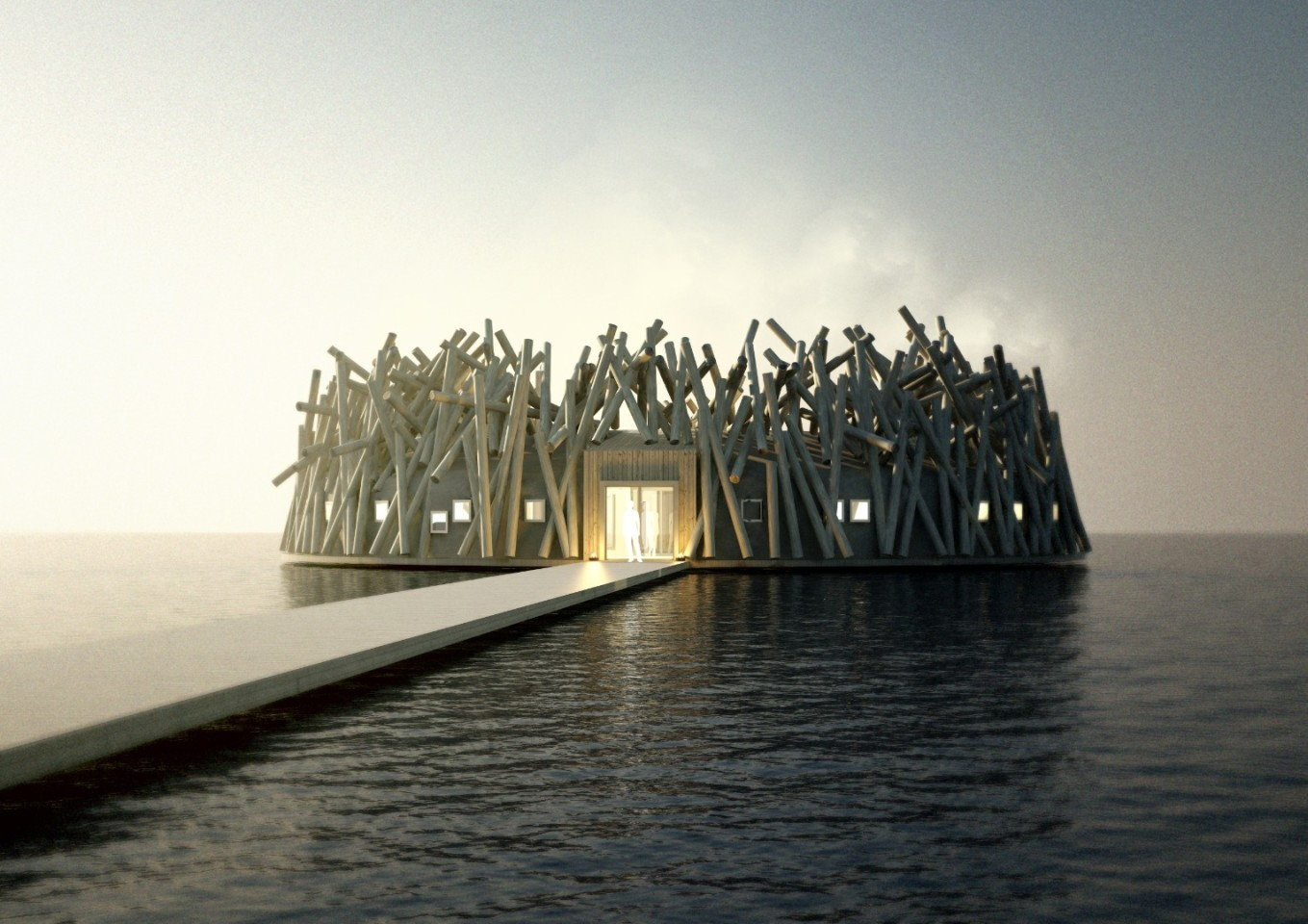 Eco-Friendly Arctic Spa All Set for 2020 Opening