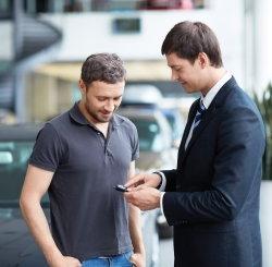 down payment, car, damaged credit