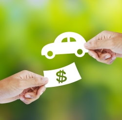 down payment, auto loan, cosigner