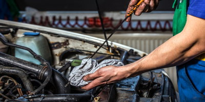 Caring  for  Your  Car:  A  Sensible  New  Year's  Resolution