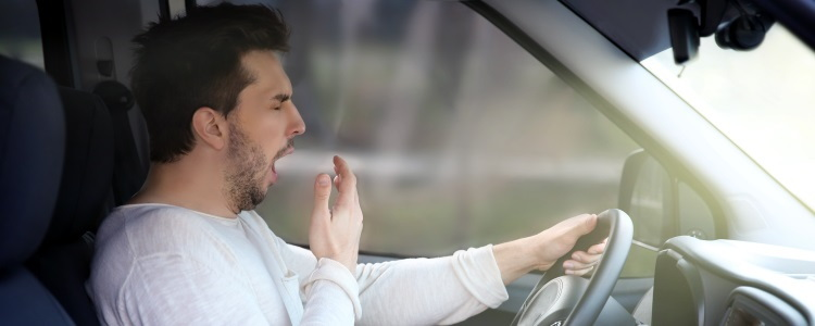 Avoiding Drowsy Driving and Keeping Yourself Safe