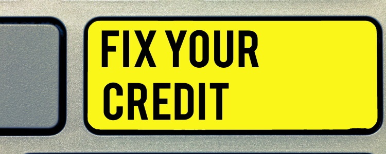 How Long Does it Take to Repair Your Credit? - Banner