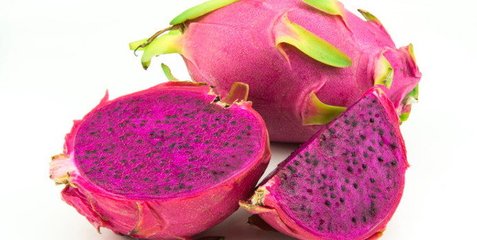 dragon fruit taste eating healthy fruits