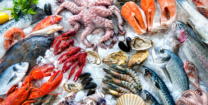These fish are the highest and lowest in mercury nutrition for How does mercury get into fish