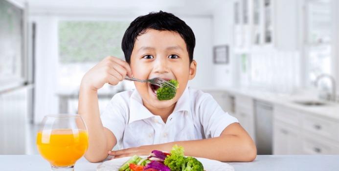 diet chart for children