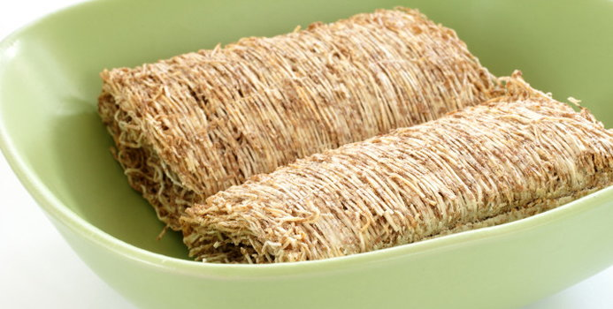 The Nutrition of Shredded Wheat Cereal