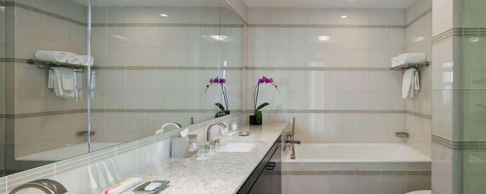 Park Avenue Suite Bathroom