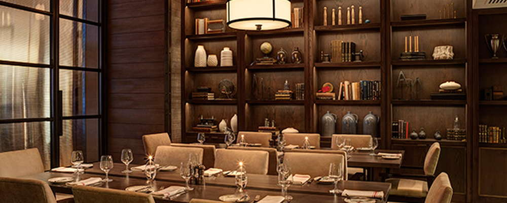 Private Dining options at Bank & Bourbon