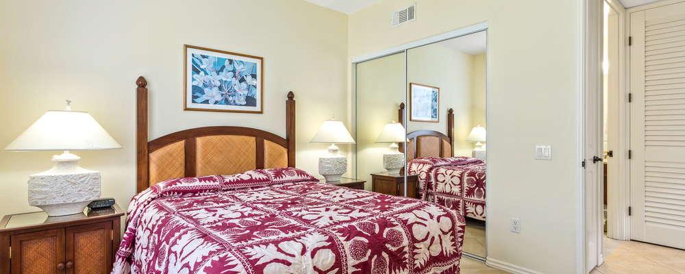 3 bedroom, 3 bath, golf view room