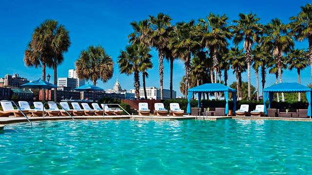 Westin Savannah Harbor Golf Resort